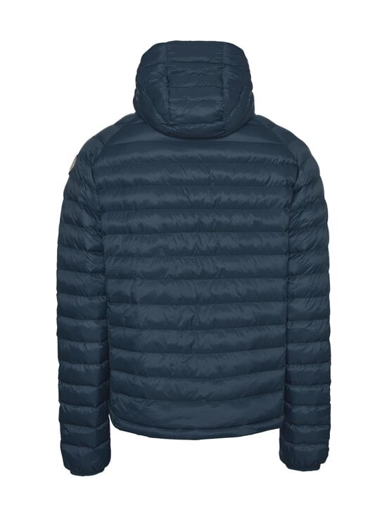 Knowledge Cotton Apparel - Eco Active Thermore Hood Jacket -toppatakki - 1307 MOONLITE OCEAN | Stockmann - photo 2
