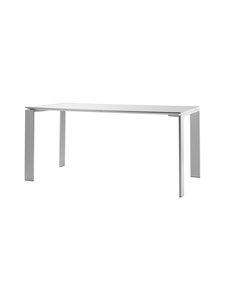 Kartell - Four-pöytä (158 x 79 x 72 cm) - VALKOINEN | Stockmann