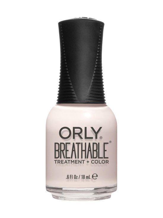 Orly - Breathable + Colornail Polish -kynsilakka 18 g - LIGHT AS A FEATHER | Stockmann - photo 1