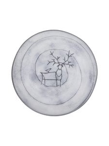 Pentik - Posio-lautanen 26 cm - MULTICOLOR | Stockmann