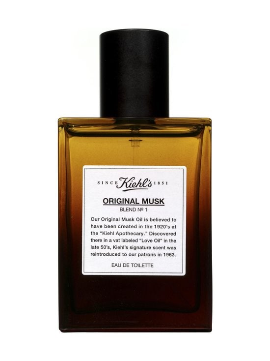 Kiehl's - Musk EdT -tuoksuöljy 50 ml | Stockmann - photo 1