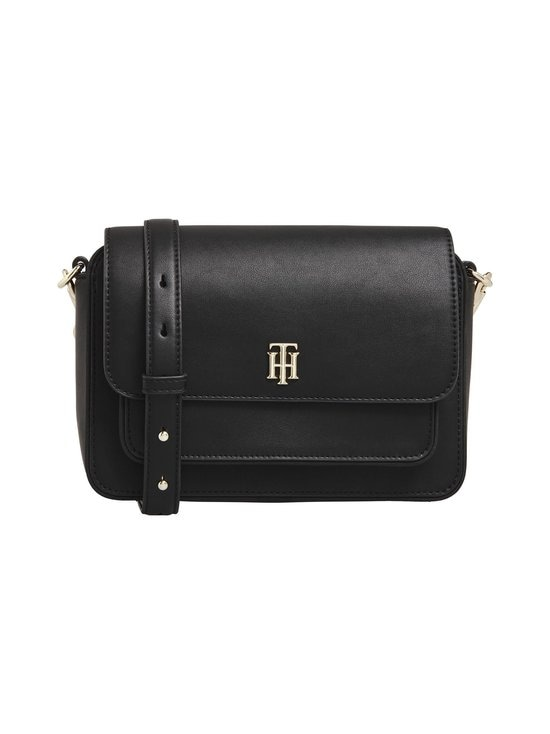 Tommy Hilfiger - Th City Crossover Bag -laukku - BDS BLACK | Stockmann - photo 1