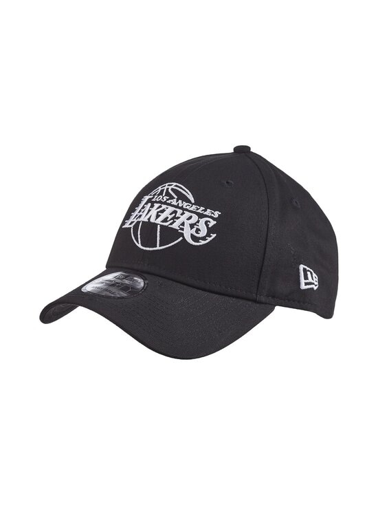 New Era - NBA Essential Outline 9FORTY Los Angeles Lakers -lippalakki - BLK | Stockmann - photo 1