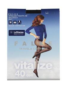 Falke - Vitalize 40 den -tukisukkahousut - 3009 BLACK | Stockmann