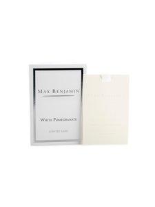 Max Benjamin - White Pomegranate -tuoksukortti - WHITE | Stockmann
