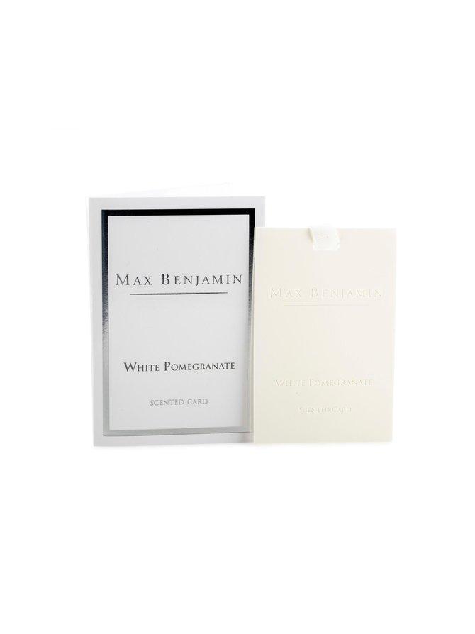 White Pomegranate -tuoksukortti