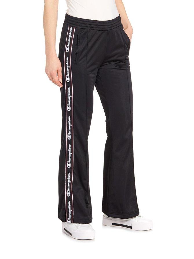 Straight Hem Pants -housut