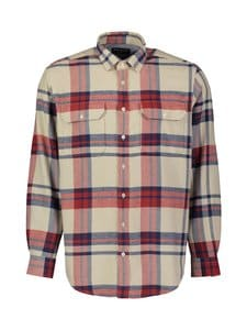 Cap Horn - Otso-paita - RED CHECK COMBO | Stockmann