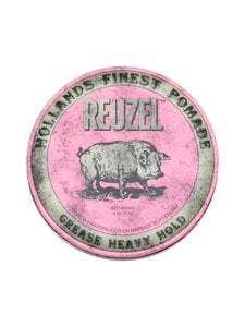 Reuzel - Pink Heavy Hold Grease -pomada 113 ml | Stockmann