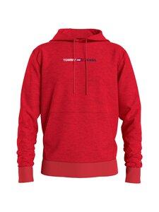 Tommy Jeans - TJM Straight Logo Hoodie -huppari - TWB DEEP CRIMSON HTR   Stockmann