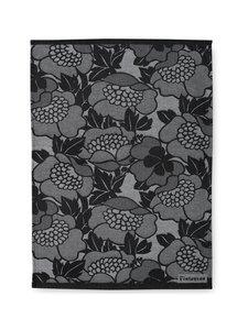 Finlayson - Annukka-keittiöpyyhe 50 x 70 cm, 2 kpl - BLACK/WHITE | Stockmann