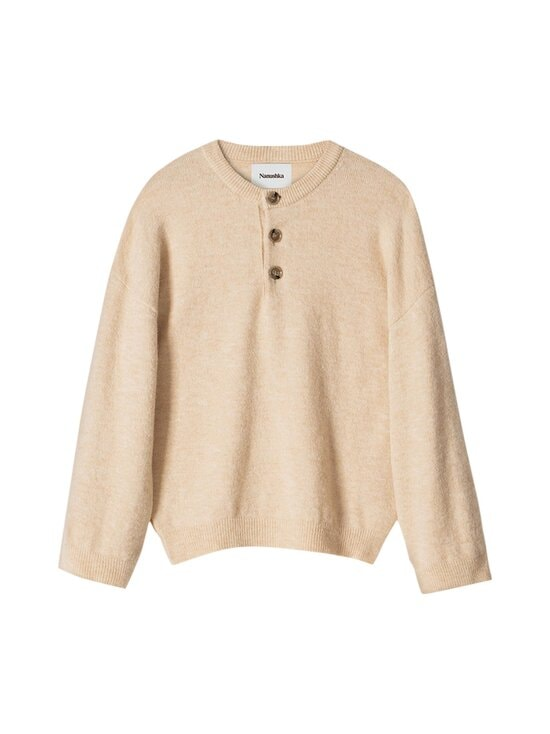 Nanushka - Lamee Knit -neule - CREME | Stockmann - photo 1