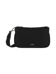 Furla - Moon S Shoulder Bag –nahkalaukku - NERO O6000 | Stockmann