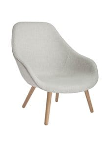 HAY - About a Lounge Chair High AAL 92 -tuoli - VAALEANHARMAA | Stockmann