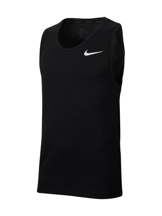 Nike - Pro Tank -paita - 010 BLACK/DARK GREY | Stockmann - photo 1