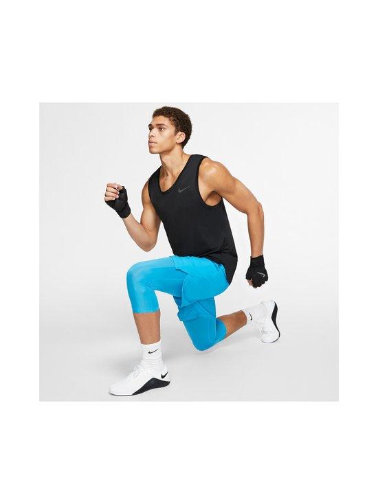 Nike - Pro Tank -paita - 010 BLACK/DARK GREY | Stockmann - photo 7