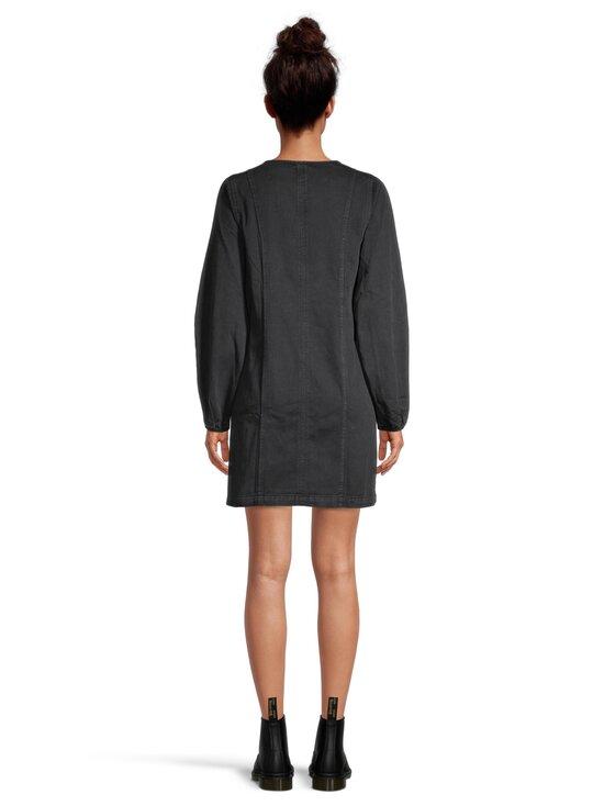 Noisy may - NmGaia LS Dress Volume Sleeves -mekko - BLACK | Stockmann - photo 3