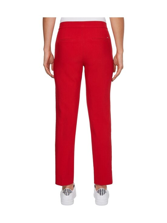 Tommy Hilfiger - CORE SUITING SLIM PANT -housut - XLG PRIMARY RED   Stockmann - photo 2