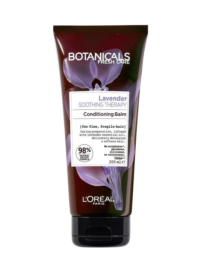 Lavender Hydrating -hoitoaine ohuille ja hauraille hiuksille 200 ml
