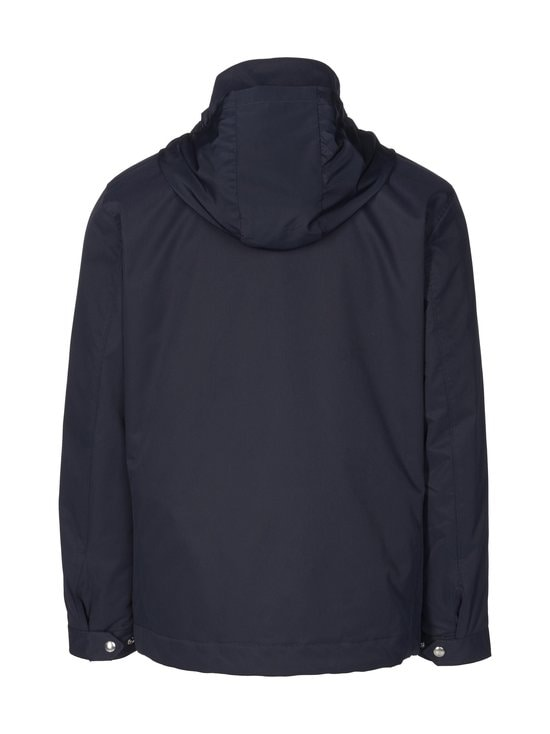 The Midlength Jacket -takki