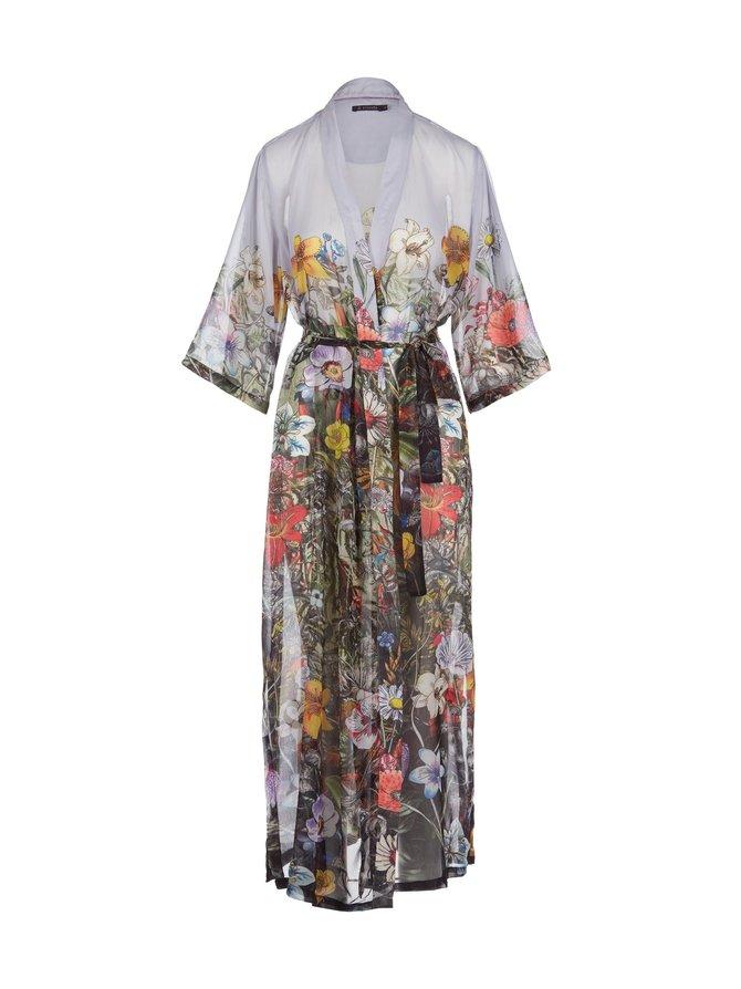 Kimono Long Jula Annelinde -aamutakki