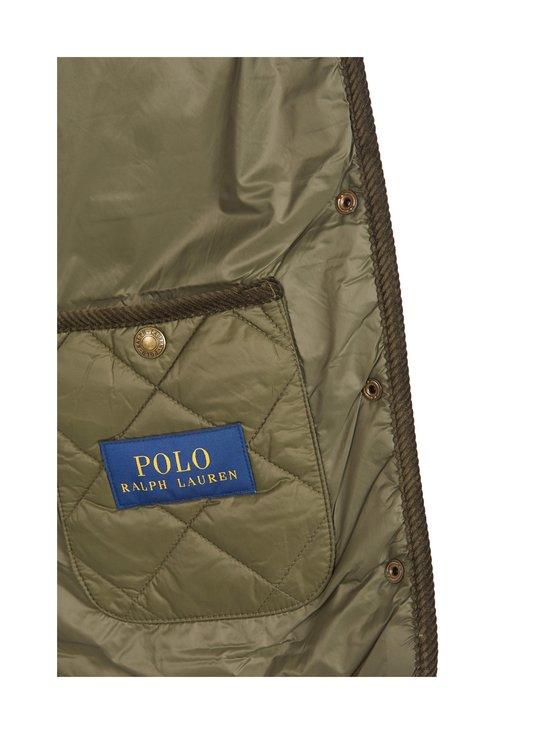 Polo Ralph Lauren - Barn Jacket -takki - 2X4Q GREEN   Stockmann - photo 4