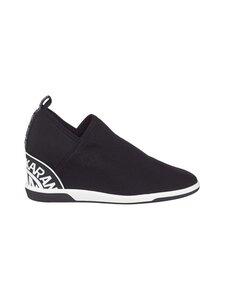 Dkny - Christina Slip On Wedge Sneaker -kengät - BLK - BLACK   Stockmann