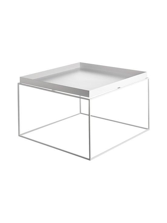 HAY - Tray-pöytä 60 x 60 x 35 cm - VALKOINEN   Stockmann - photo 1