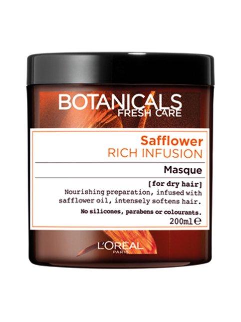 Safflower Rich Infusion -hiusnaamio kuiville hiuksille 200 ml