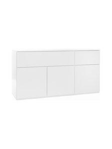 Lundia - Fuuga-senkki 48 x 76 x 144 cm - VALKOINEN | Stockmann