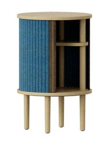 UMAGE - Audacious-sivupöytä 380 x 380 x 590 mm - PETROL BLUE | Stockmann