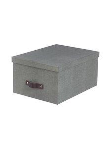 Bigso Box - Gustav-säilytyslaatikko - C64 GREY | Stockmann