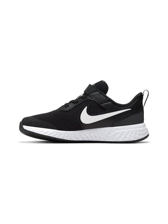 Nike - Revolution 5 -sneakerit - 003 BLACK/WHITE-ANTHRACITE | Stockmann - photo 2