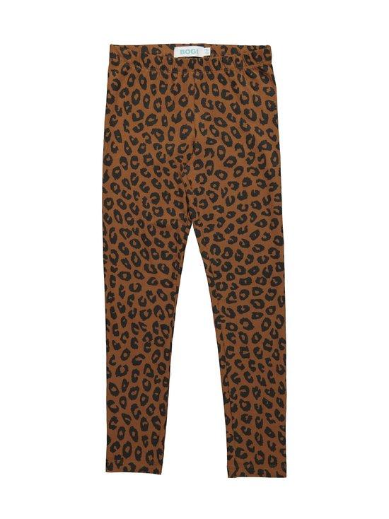 Bogi - Deidra-leggingsit - BROWN ANIMAL | Stockmann - photo 1