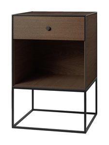 By Lassen - Frame Sideboard 49 -sivupöytä - SMOKED OAK | Stockmann