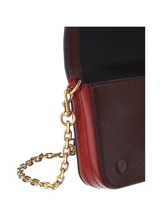 Marc Jacobs - The Snapshot Wallet On A Chain -nahkalaukku - 011 BLACK/RED | Stockmann - photo 3