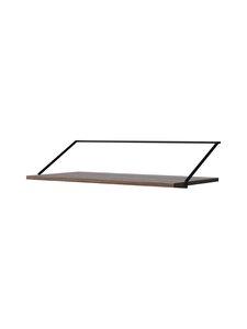 Menu - Rail -kirjoituspöytä - RAL9005 BLACK, DARK STAINED OAK | Stockmann