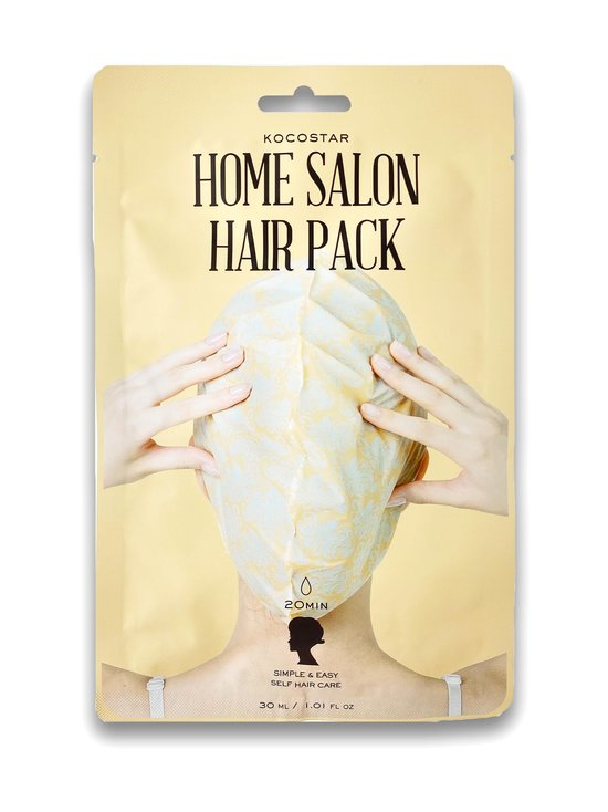 Home Salon Hair Pack -hiusnaamio