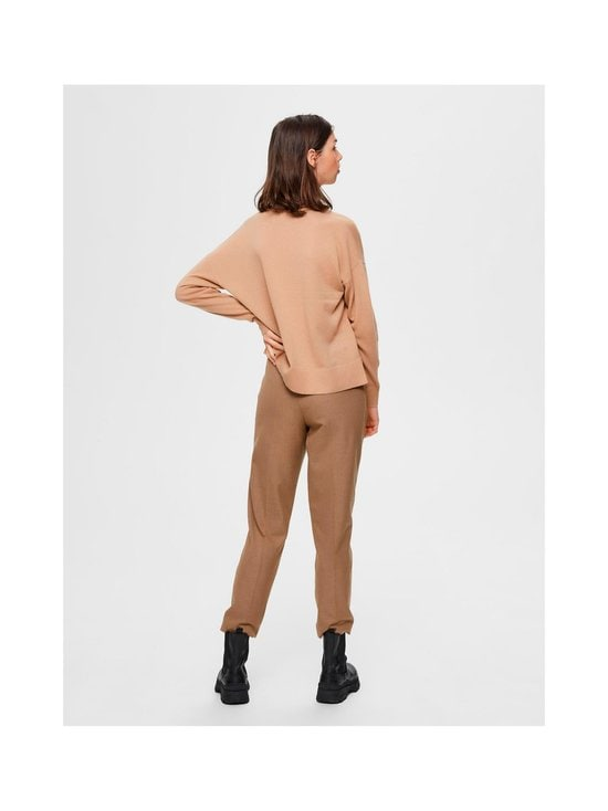 Selected - SlfKia-kashmirneule - CAMEL | Stockmann - photo 3