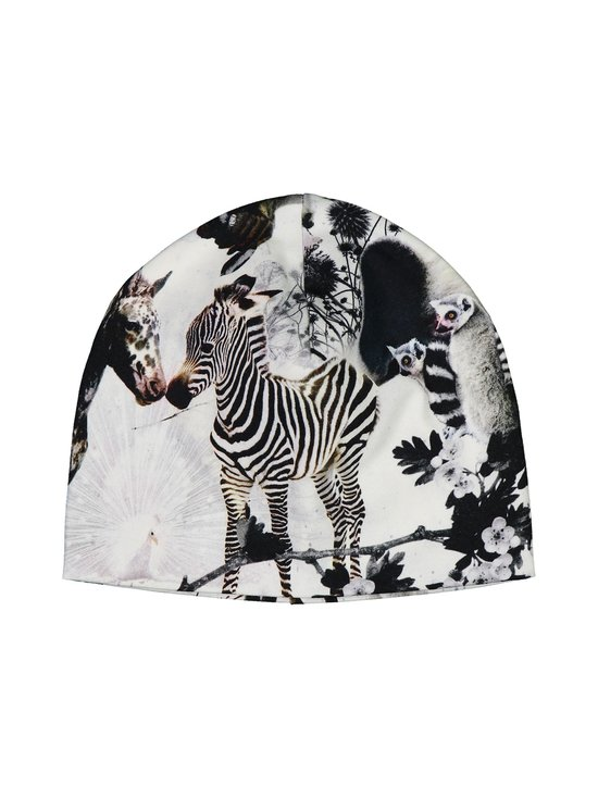 Gugguu - Print Tricot Beanie -pipo - BABY ANIMALS | Stockmann - photo 1