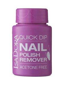 Isadora - Quick Dip Nail Polish Remover -kynsilakanpoistoaine 50 ml - null | Stockmann