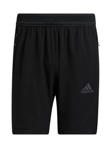 adidas Performance - H-rdy Warri Shorts -shortsit - BLACK | Stockmann