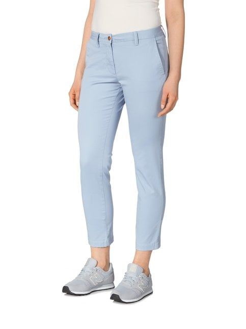 Classic Cropped Chino -housut
