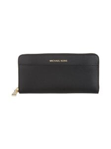 Michael Michael Kors - Pocket Zip-Around Continental -lompakko - 001 BLACK | Stockmann