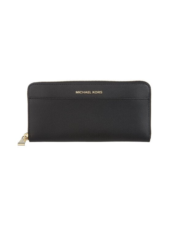 Michael Michael Kors - Pocket Zip-Around Continental -lompakko - 001 BLACK | Stockmann - photo 1
