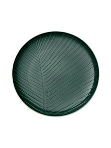 Villeroy & Boch - It's My Match Leaf -lautanen 24 cm - GREEN | Stockmann