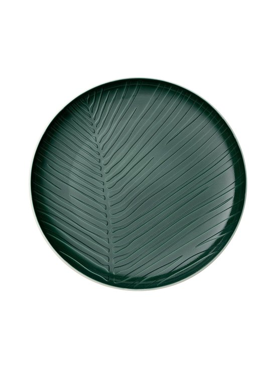 Villeroy & Boch - It's My Match Leaf -lautanen 24 cm - GREEN | Stockmann - photo 1