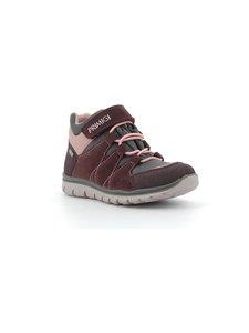 Primigi - GTX Mid Sneaker With Velcro -kengät - VINO/MELAN/GRIG | Stockmann