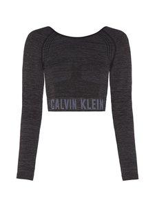 Calvin Klein Performance - T-paita - 013 CK BLACK HEATHER | Stockmann