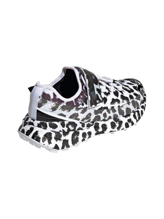 adidas by Stella McCartney - Outdoor Boost R.RDY -juoksukengät - CLOUD WHITE/CORE BLACK/SOLAR ORANGE | Stockmann - photo 9